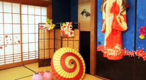栃木の山奥にあるコスプレ旅館石川荘